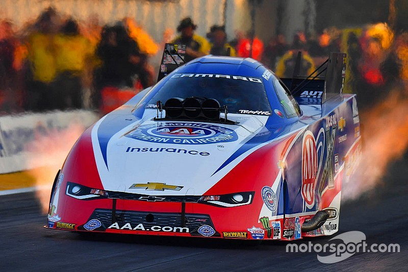Hight, Torrence and Butner lead qualifying at the NHRA Heartland Nationals