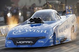 Johnson Jr., Kalitta, Line and Savoie lead qualifying at the Carolina Nationals