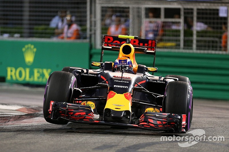Verstappen: Front tyre temps wrecked qualifying chances