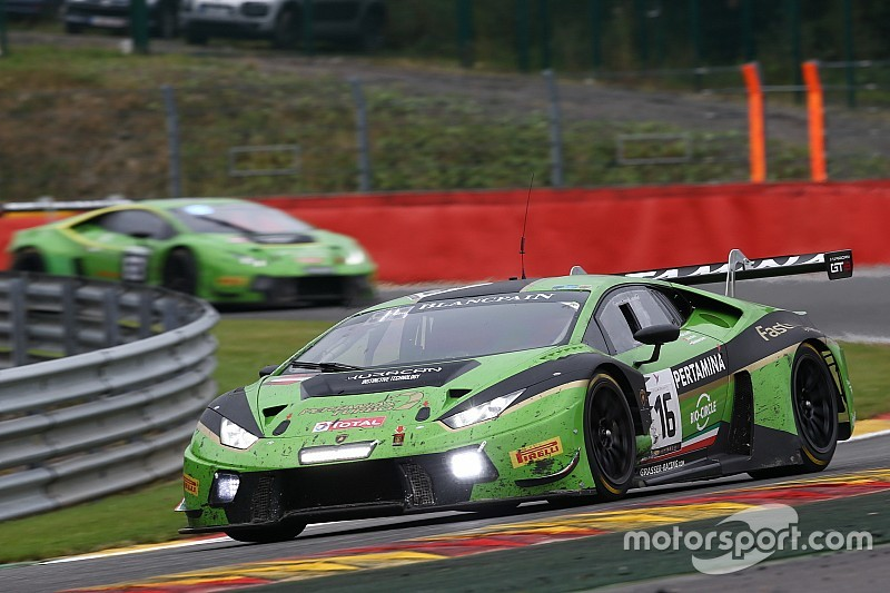 Nurburgring BEC: GRT wins, Garage 59 McLaren takes title