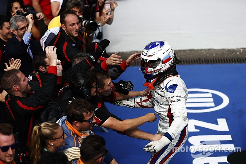 Sergey Sirotkin: Heading into summer as joint leader