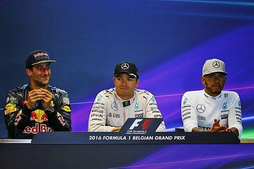 Belgian GP: Post-race press conference