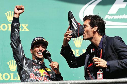 Webber: Ricciardo için en iyisi takımda kalmak