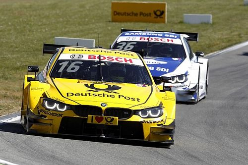 Glock disqualified from second place in Race 2