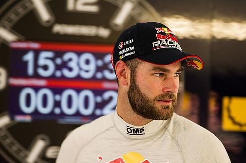 Winton V8s: Van Gisbergen leads the way in second practice