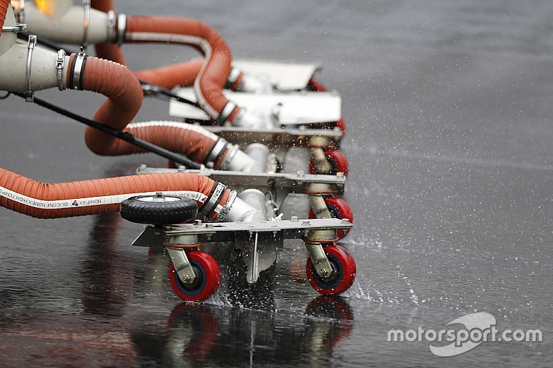 Rain forces NASCAR to cancel remaining two Cup practices
