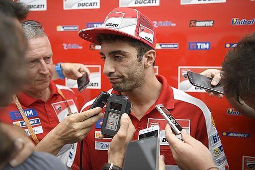 Injured Iannone to skip Motegi MotoGP race