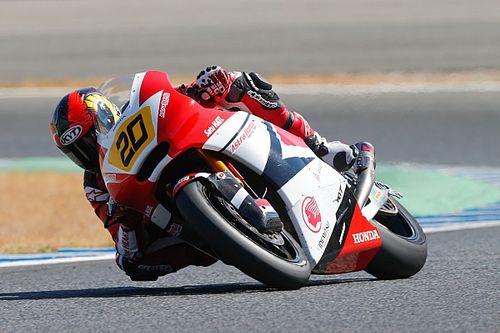 Dimas Ekky pertahankan prestasi terbaik di CEV Jerez