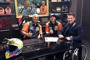 Cairoli renueva dos años más con KTM