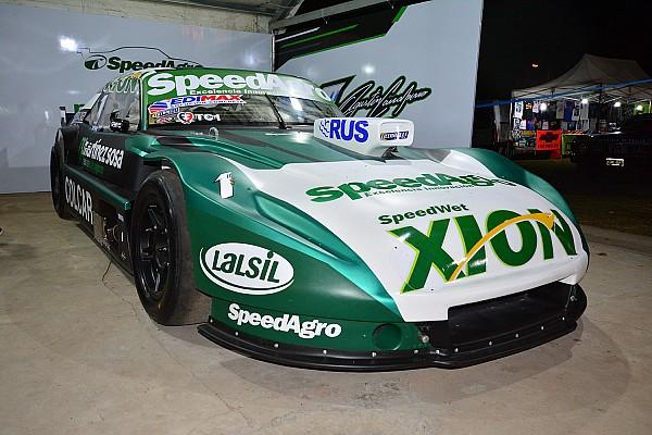 TURISMO CARRETERA Noticias GALERÍA: El Chevrolet de Agustín Canapino para el TC 2018