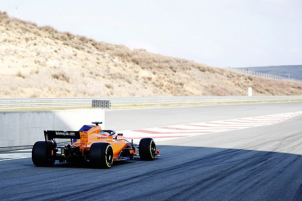 Formula 1 Son dakika Galeri: 2018 McLaren MCL33