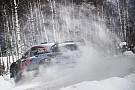 WRC Невилль упрочил преимущество перед финальным днем Ралли Швеция