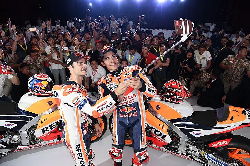 """Márquez sobre Pedrosa: """"Es imposible ir rápido con la Honda si no estás motivado"""""""