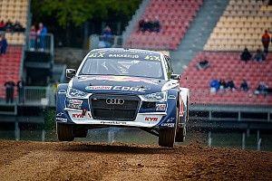 Bakkerud returns as World RX unveils 16-car entry list