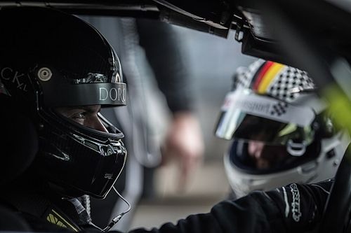 Aşarı bu hafta sonu Nürburgring 24 Saat mücadelesine çıkıyor