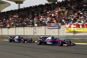 Formula 1 Breaking news Toro Rosso has