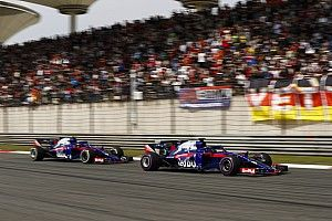 "Toro Rosso has ""a lot to analyse"" after sudden China slump"