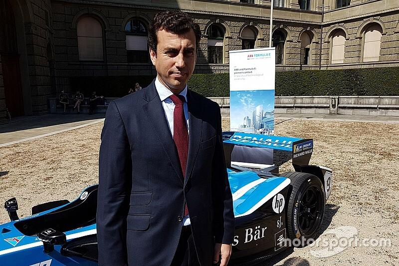 """Cofundador da Fórmula E sobre fazer prova no Brasil: """"Sim ou sim"""""""