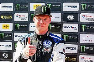 Norveç RX: Kristoffersson dominant bir zafer elde etti