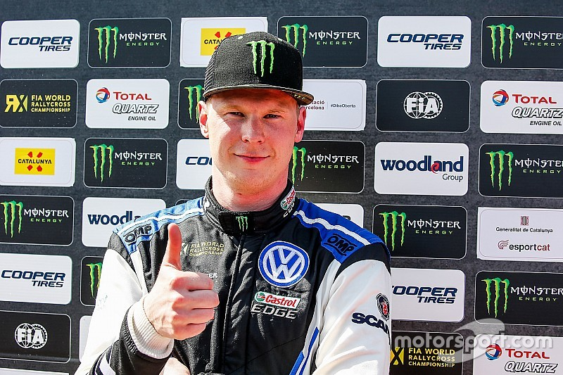 Norway World RX: Kristoffersson takes dominant victory