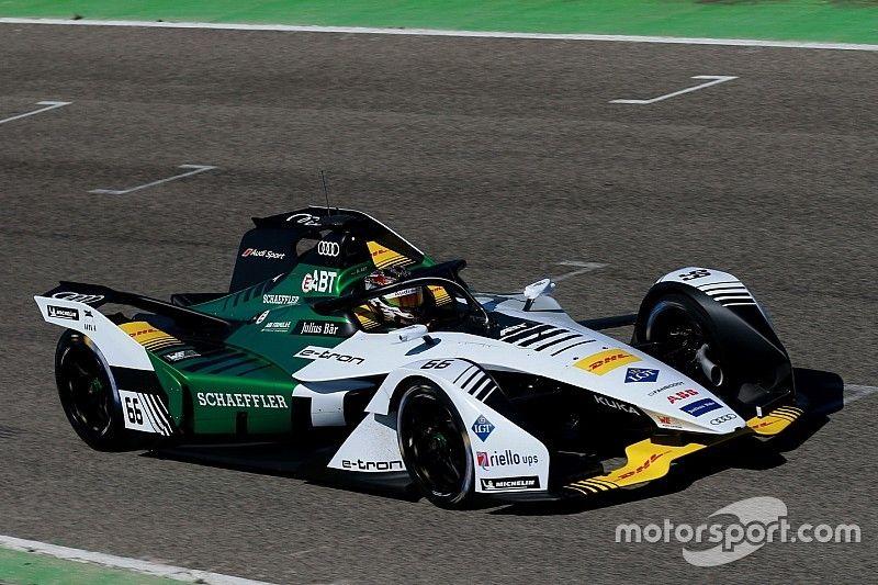 Audi bevestigt Abt en Di Grassi voor vijfde seizoen Formule E