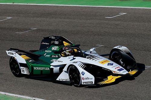 Galería: los futuros coches de Fórmula E, en un test en Tarragona
