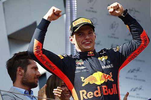 """Verstappen esulta coi piedi per terra: """"Non parlo di Mondiale, ma noi non ci arrendiamo mai"""""""