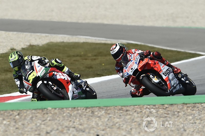 "Crutchlow : ""La Ducati est la meilleure moto"""