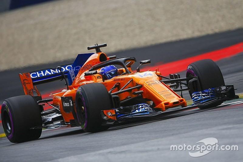 """Alonso signe une huitième place """"complètement inattendue"""""""