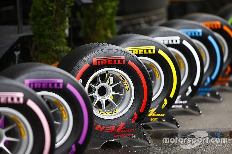 Pirelli annonce les pneus pour le GP des États-Unis