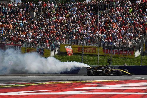 Renault, İngiltere GP için turbo üzerinde değişiklikler yaptı