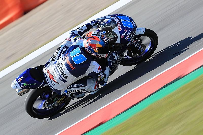 Moto3 Assen: Martin nieuwe recordhouder met pole-position Dutch TT