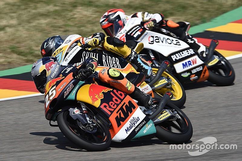 El Ángel Nieto Team de Moto3 confirma a Arenas y Fernández para 2019