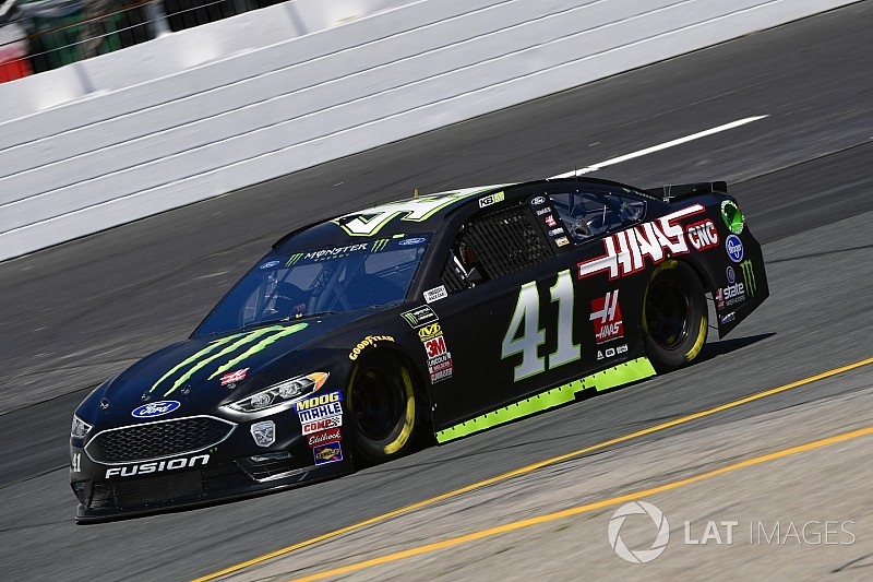 Kurt Busch tops Martin Truex Jr. for New Hampshire pole