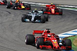 Sebastian Vettel: Formel-1-Autos sind nicht ferngesteuert
