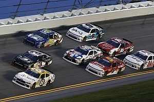 In Friday's Daytona Xfinity race, one car was not like the others