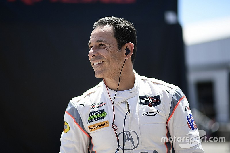 Castroneves praises Danica Patrick, has mixed feelings on W Series