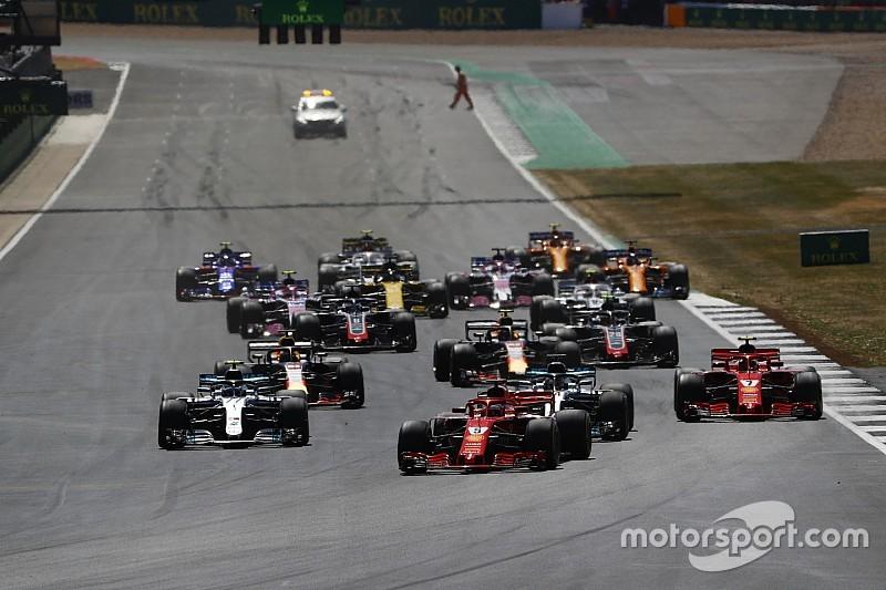 Silverstone deve ser reasfaltado após problemas em 2018