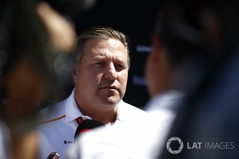 "McLaren's decision-making process ""gridlocked"""