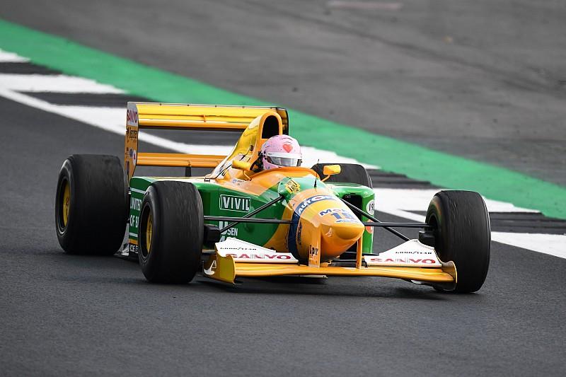 Legendás F1-es versenygépek Silverstone-ban: micsoda szörnyetegek?!