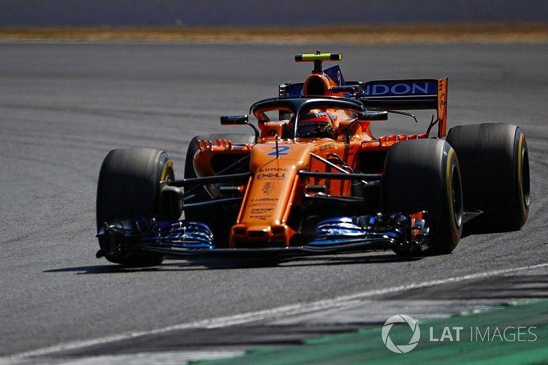 "Vandoorne: McLaren estava ""incontrolável"" em Silverstone"