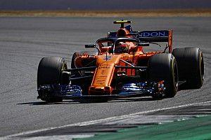 """Vandoorne dijo que el McLaren era """"inmanejable"""""""