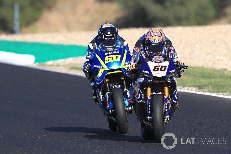 GALERI: Ketika motor MotoGP dan Superbike berada dalam satu sirkuit