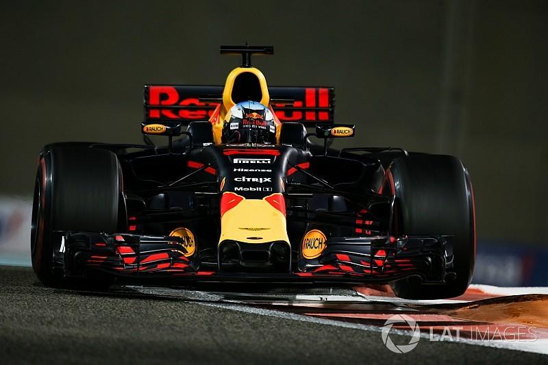 Red Bull bisa jadi tim unggulan di F1 2018 - Ricciardo