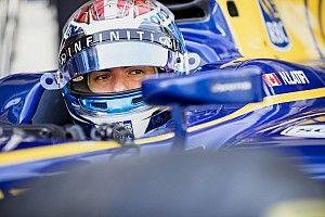 Nicholas Latifi takes podium in Abu Dhabi