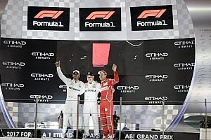 F1 Noticias de última hora Hamilton y Vettel dicen que el viejo logo de la F1 era mejor