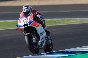 MotoGP-Test Jerez: Dovizioso mit neuem Streckenrekord