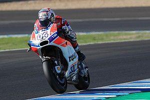 Com recorde, Dovizioso é o mais rápido do dia em Jerez