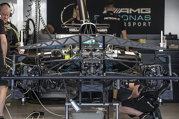 Formula 1 Top List Gallery: Key F1 tech shots at Abu Dhabi GP