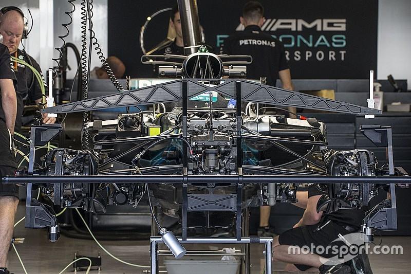 Galeri: Abu Dhabi GP öncesi öne çıkan teknik kareler